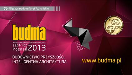 Budma 2013 – przyjdź, zobacz