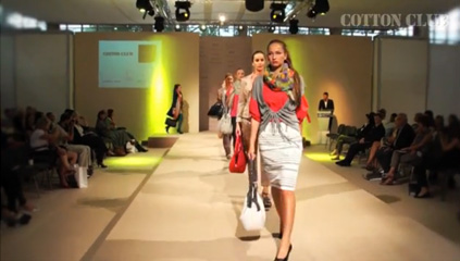 Cotton Club – fashion show
