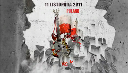 Rock Niepodleglosci 2011