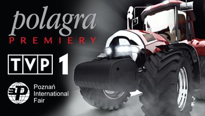 Polagra Premiery 2014 – tvp 1 spot